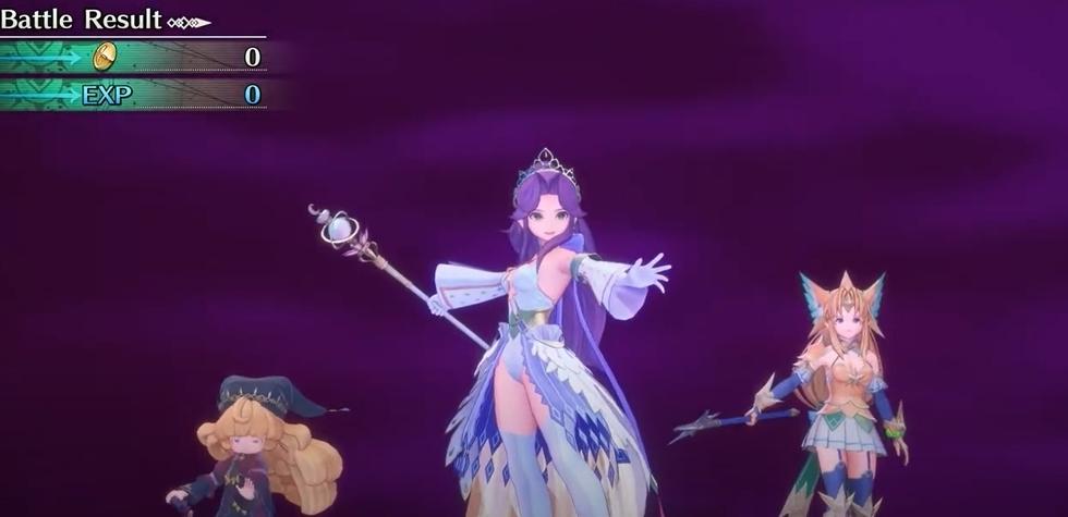 アニス 精 3 剣 伝説 聖剣伝説3